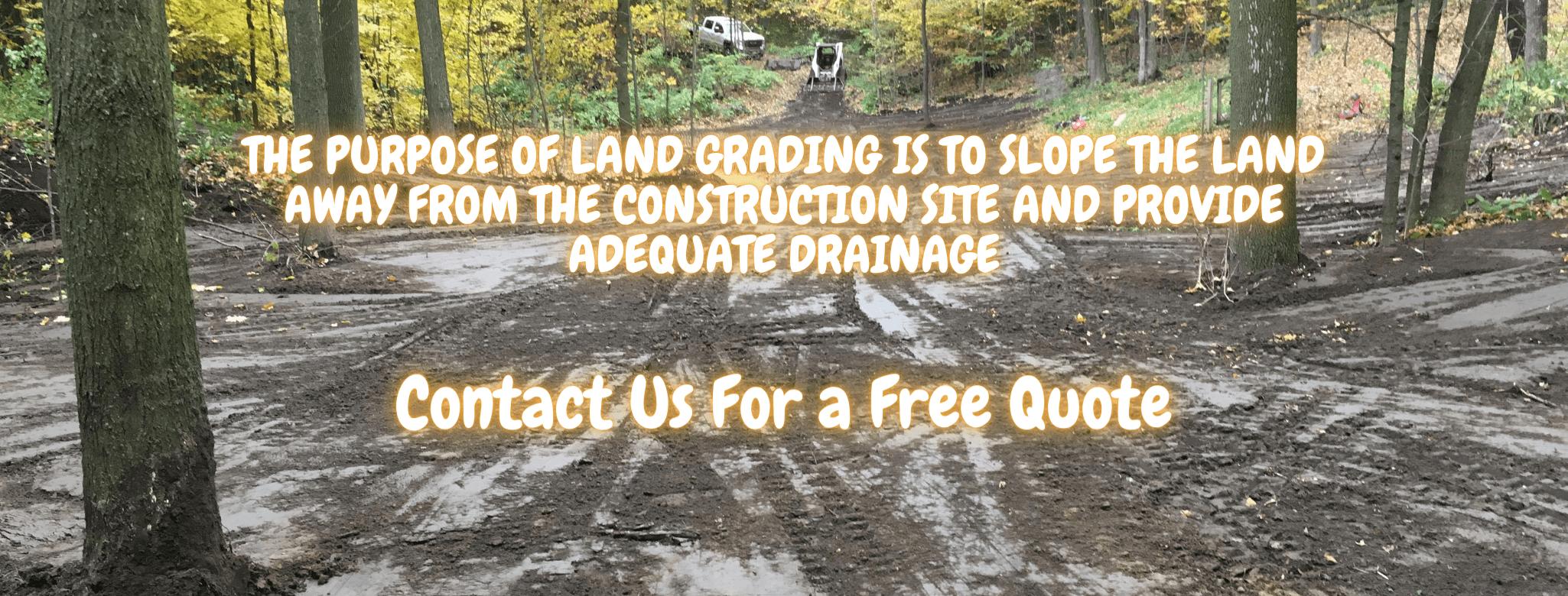 Land Grading