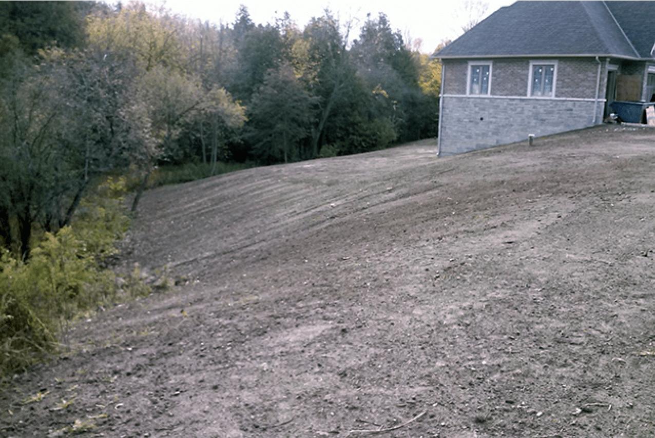 Sheet Drainage Example